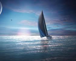 Лодка море